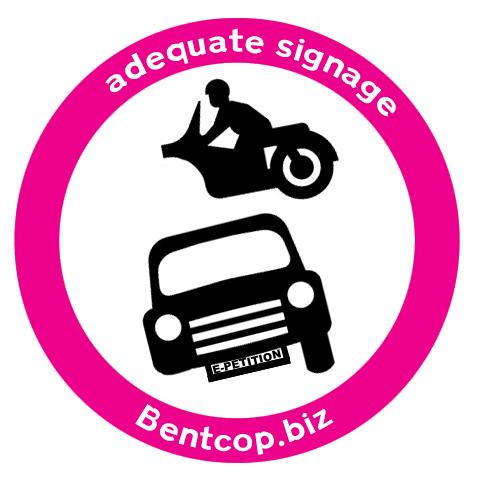 http://www.bentcop.biz/adequatesignage.jpg